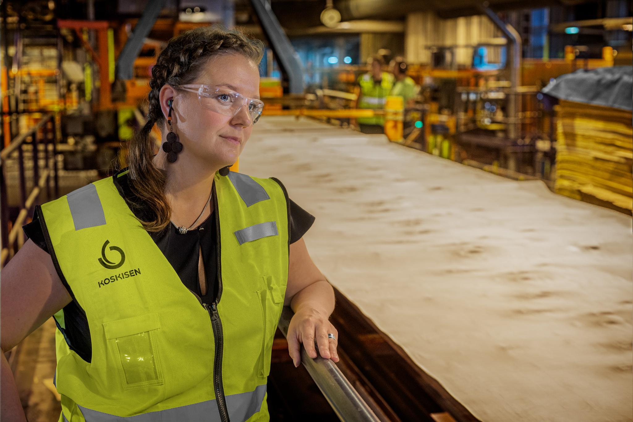 Koskisen on merkittävä työllistäjä ja hyvinvoinnin edistäjä Päijät-Hämeessä.