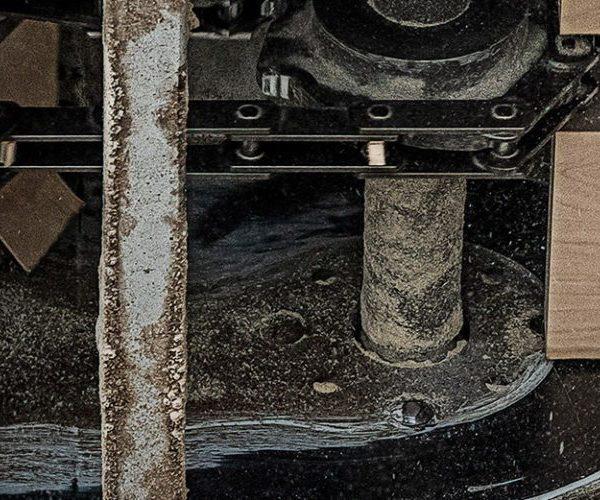 KoskiPly CLW ohutviiluvanerin käyttö kolakuljettimessa kolapuuna.