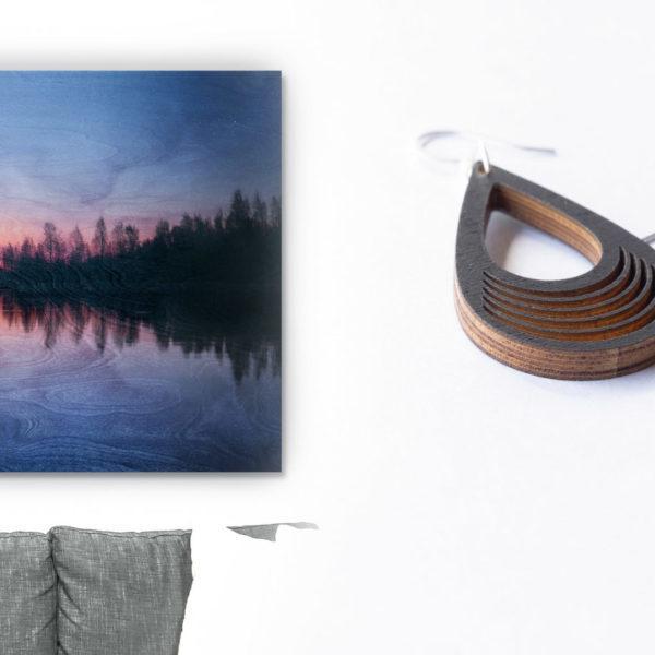 Ilosen puutyö use thin plywood on their products